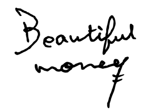Beautiful money